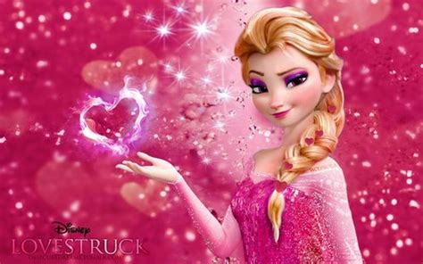 pink elsa wallpaper frozen images love elsa hd wallpaper and background photos
