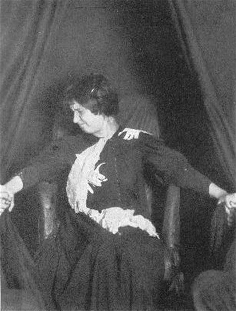 Marthe Beráud - Eva Carriére (Eva C) - A grande médium de