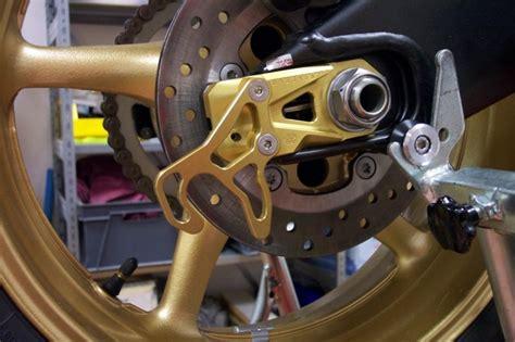 Kettenspannung Motorrad Suzuki by Gilles Kettenspanner Tca