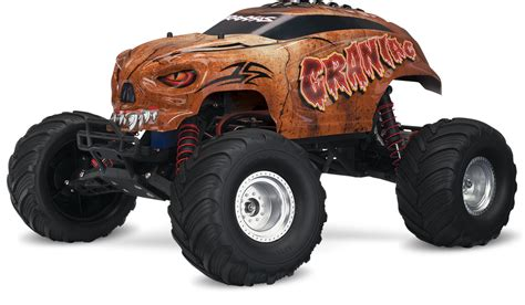 monster jam new trucks traxxas skully and craniac 2wd monster trucks rc truck stop