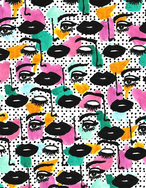 pattern in pop art pop art pattern illustrator www pixshark com images