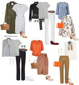 capsule wardrobe for the hourglass shape