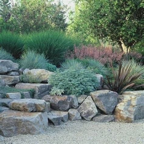 garden rock garden and lawn rock garden ideas rock garden