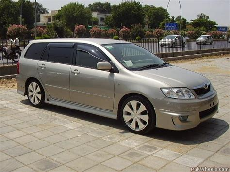 toyota go and see toyota corolla fielder 2007 review amazing pictures and