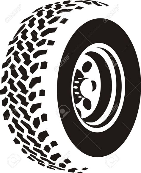clipart vectors tire clipart vector pencil and in color tire clipart vector