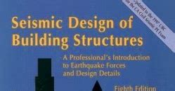 seismic principles books book seismic design of building structures 8th edition by