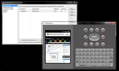android sdk tutorial tutorial 6 installare ed utilizzare android sdk per la creazione di un emulatore android