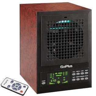 comfort ep air purifier uv  remote ozone generator ionizer ozonator hepa smoke remover