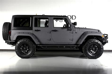 Kevlar Paint Jeep Photo 15 Of 34 From 2012 Kevlar Matte Grey Satin Paint