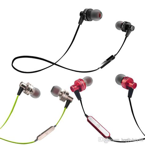 Hs Awei Earphone Bluetooth A990bl high definition awei a990 in ear bluetooth earphone with