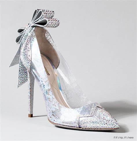 cinderella glass slipper shoes fit for a princess the finished designer cinderella glass