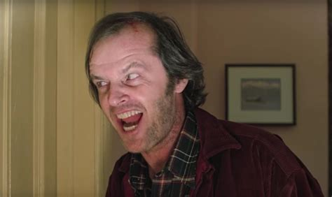 The Shining nicholson prepare to the shining s axe