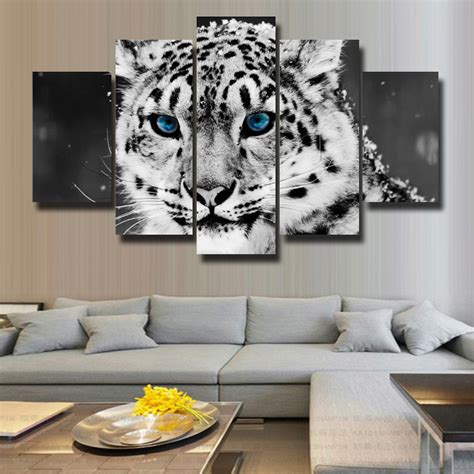 white tiger decor promotion shop for promotional white