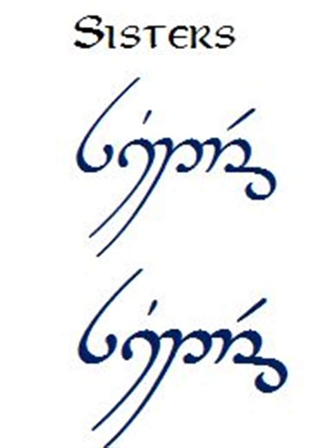 family elvish tattoo pinterest the world s catalog of ideas
