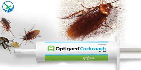 Optigard Cockroah Umpan Kecoa Uh obat kecoa yg uh dan terbukti jual pestisida insektisida kimia organik