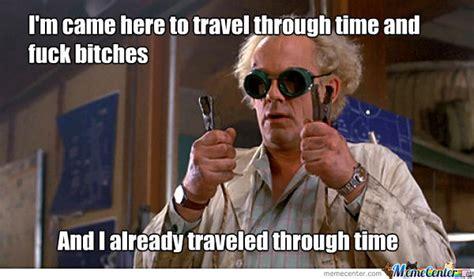 Doc Brown Meme - dr emmett brown by josh alfaro 543 meme center