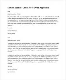 sle visa sponsorship letter 7 documents in pdf word