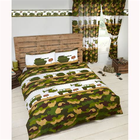 military bedding army camp camouflage duvet covers bedding matching