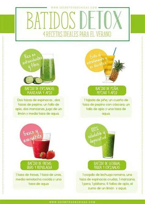 Batidos Detox batidos detox jugo smoothies read more