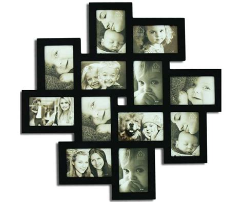 how to make a picture wall collage how to make a picture frame collage on wall easy craft ideas