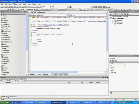 website tutorial in tamil building a website in asp dotnet basics using c tamil
