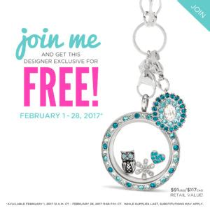 Origami Owl Monthly Specials - it s baaack limited time 99 starter kit origamiowlnews