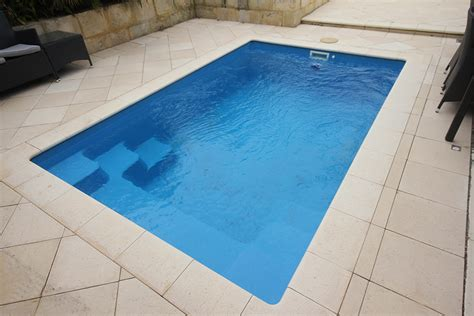 pool 3x4 meter serenity swimming pools 4m x 2 5m horizon pools