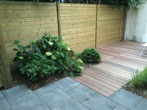 la palissade en bois un am 233 nagement aussi pratique que design home ext 233 rieur