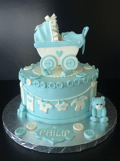 Baby Stroller Cake   CakeCentral.com