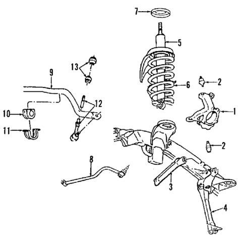 dodge ram 2500 front suspension diagram 2006 dodge ram 2500 parts mileoneparts