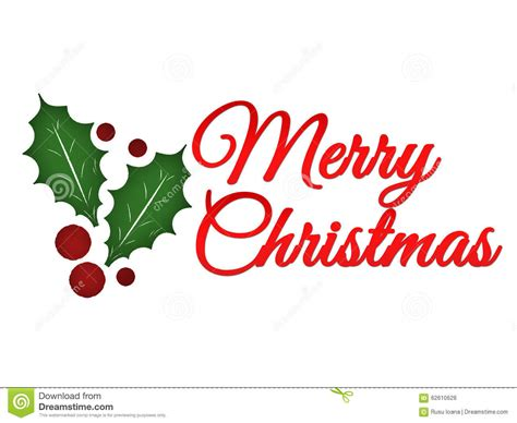 merry clipart words merry stock illustration image 62610628