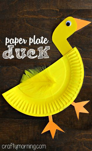 creative paper crafts creative paper plate crafts for to make crafty