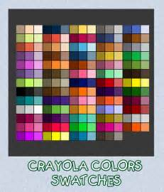 crayola color crayola colors by linkdb on deviantart