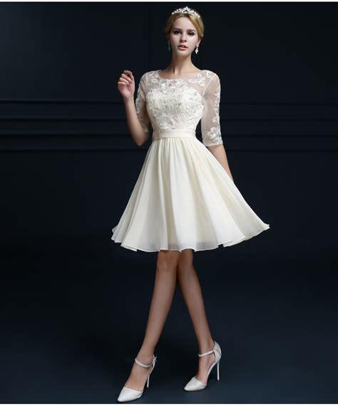 imagenes vestidos de novia cortos vestidos de novia cortos color perla mejores vestidos de