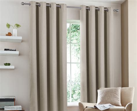 curtains 220 drop scoopon shopping belmondo 270x223cm selby eyelet curtain