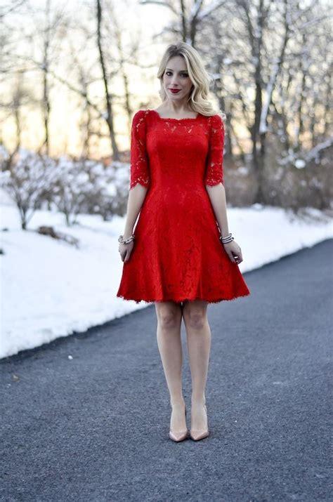 sexy  red dresses  valentines day styleoholic