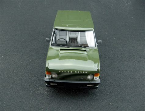 Collectible Ls by Ls Collectibles Range Rover Pre Order 1 18 Green Ls001a