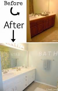 diy bathroom paint ideas pneumatic addict 7 best diy bathroom vanity makeovers