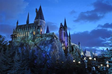 where was hogwarts filmed welcome to the secret world of harry potter vacation