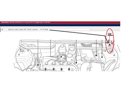 mini cooper r53 wiring diagram wiring diagrams wiring