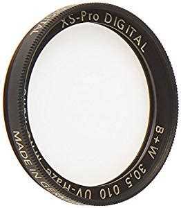 B W 30 5mm Uv Filter Xs Pro Mrc Nano 010m Made In Germany Promo b w uv 010m classic protection 30 5mm xs
