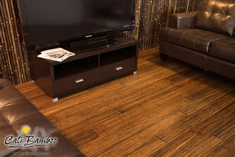 Antique Java Fossilized Wide T&G Bamboo Flooring