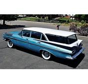 Pre Wednesday Wagon 1959 Impala