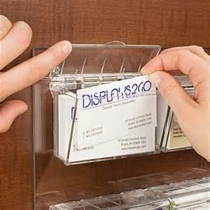 business card display holders exterior business card holder fits up to 540 cards