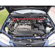Mazda Protege Generations Technical Specifications And