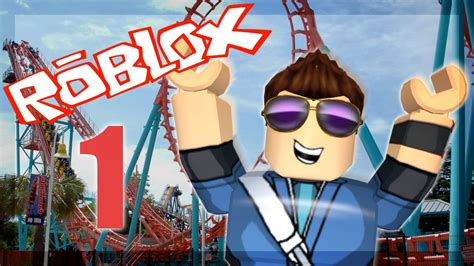 theme hotel ep 1 roblox theme park tycoon 2 ep 1 rollercoaster of