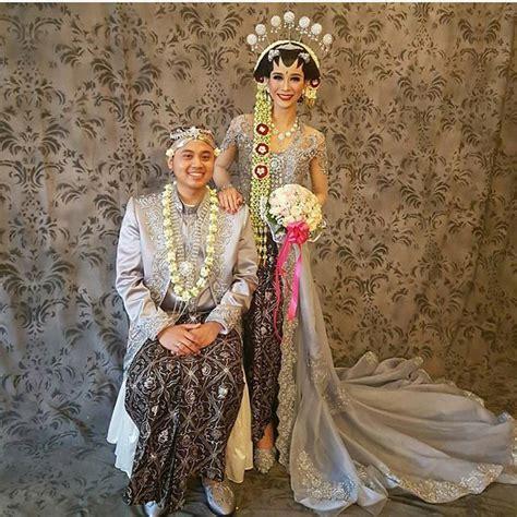 34  Model Kebaya Pernikahan Adat Jawa Modern, Resepsi dan