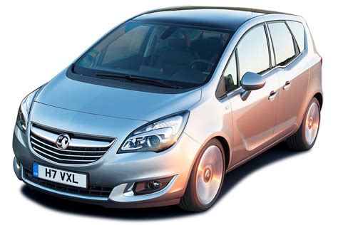 All Vauxhall Vauxhall Meriva Mpv Review Carbuyer