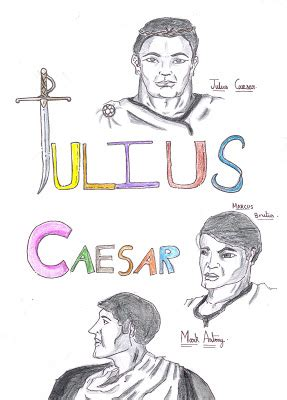 paddus creation julius caesar cover page of project work