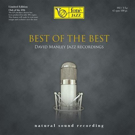 david manley jazz     fone lp audiophile productions
